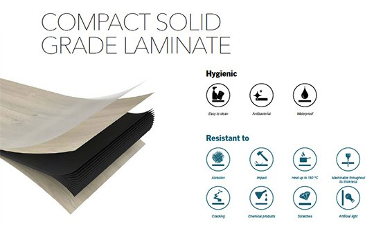 Compact Solid Grade Laminate