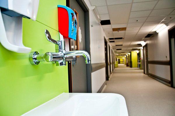 Healthcare Sanitaryware