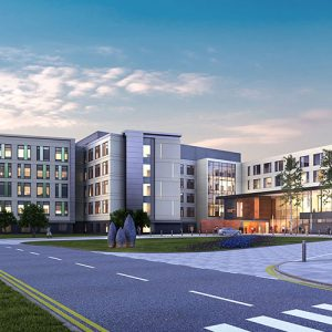 The Grange University Hospital Covid-19