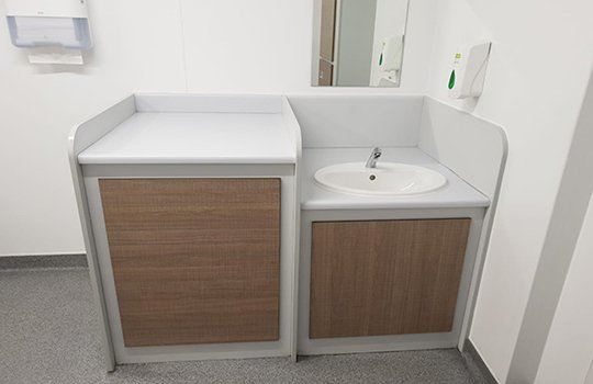 Baby Changing Washrooms and Stations