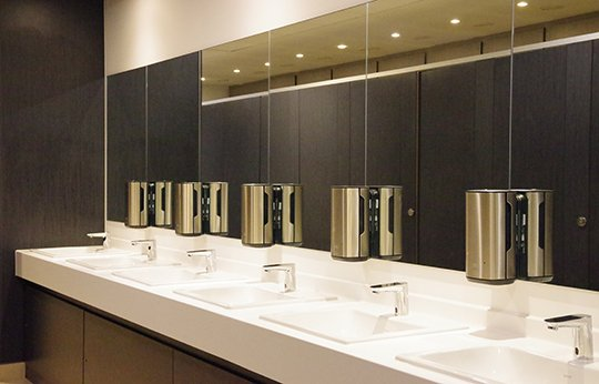 Solid Surface Washing Facilities