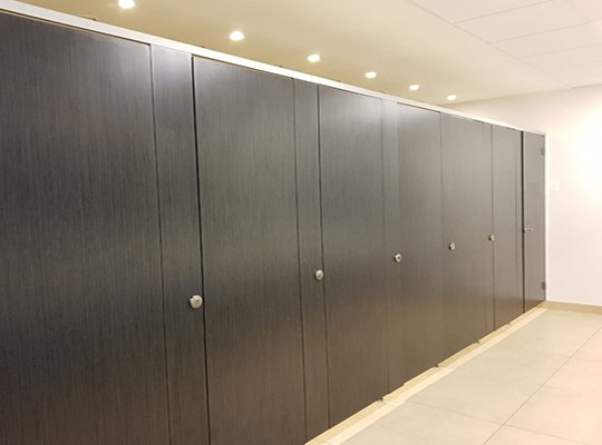 Full Height Cubicles