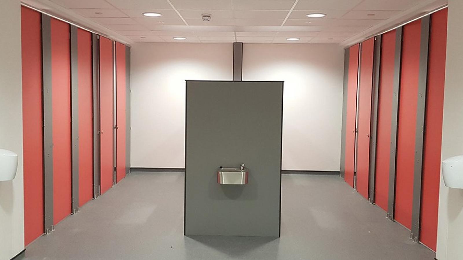 Covid-19 Public Washroom Redesign