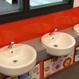 School Washroom Renovations
