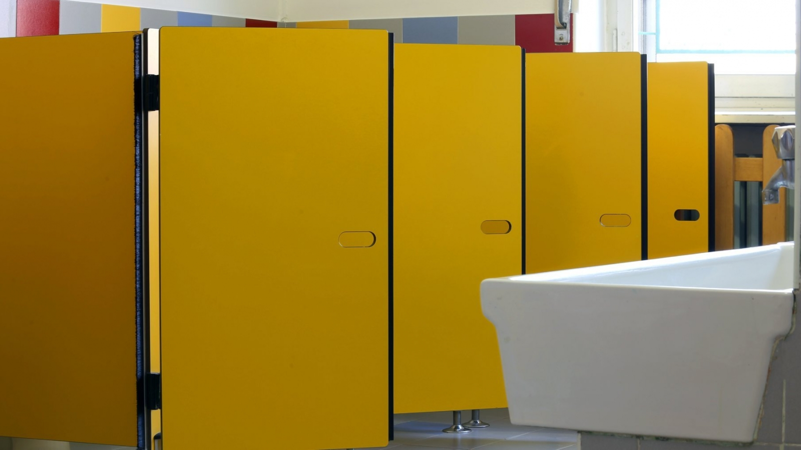 School Washroom Manufacturer