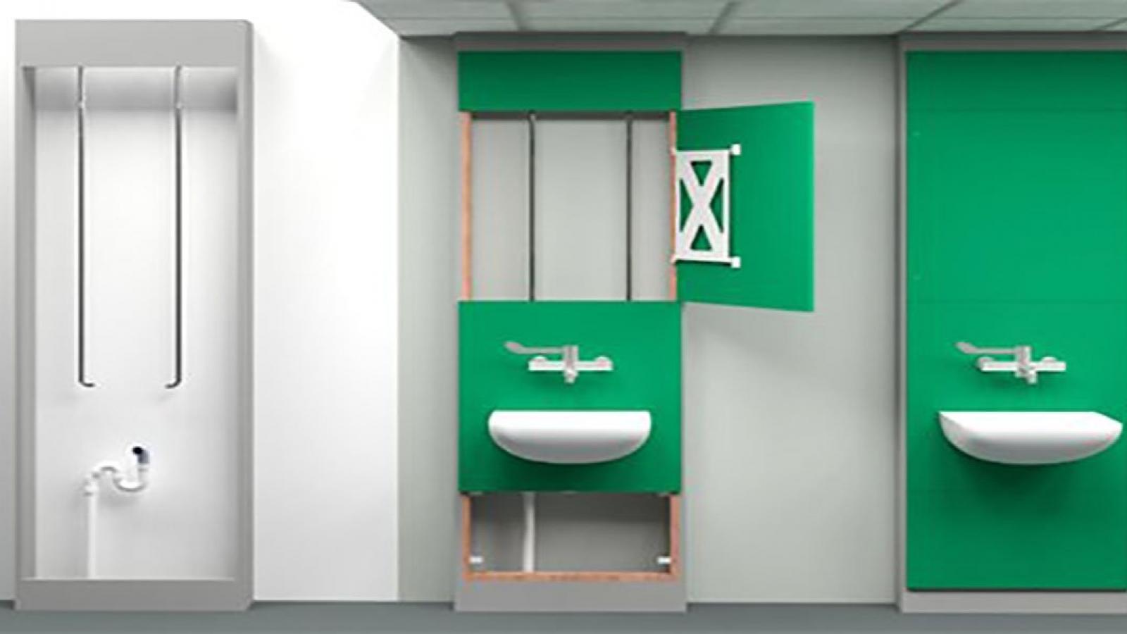 Healthcare IPS Washroom IPS