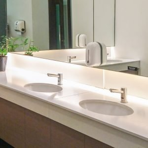 Retail Washroom Manufacturer