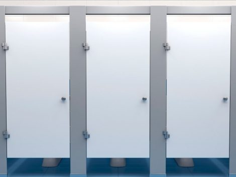 commercial toilet cubicle manufacturer